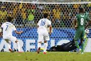 萨马拉斯点球绝杀为希腊队创造历史