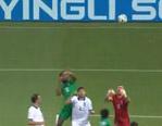 希腊2-1科特迪瓦比赛晋级