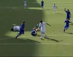 乌拉圭1-0战胜意大利苏亚雷斯再咬对手