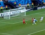 瑞士3-0大胜洪都拉斯沙奇里上演帽子戏法