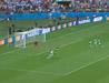 阿根廷VS尼日利亚梅西补射破门