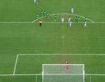 阿根廷VS尼日利亚梅西梅开二度