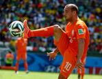 八强晋级赛荷兰2-1墨西哥逆转比赛