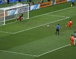 补时阶段罗本造点球为荷兰逆转比赛
