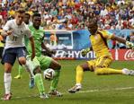博格巴破空门乌龙法国2-0尼日利亚