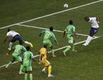尼日利亚门将失误博格巴破空门