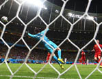 八强赛比利时2-1美国