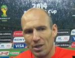 罗本:输了比赛很伤心但是会尽快做出调整