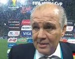 萨韦利亚:决赛将会很艰难但是会百分百努力