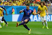 罗本制造点球范佩西操刀 荷兰3-0战胜巴西