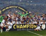 世界杯冠军颁奖仪式
