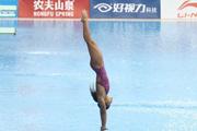 跳水世界杯-中国将男女混合冠军收入囊中