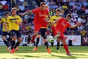 利物浦热身赛遭绝杀 1-2负布隆德比