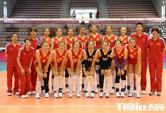 女排大奖赛:中国女排1-3巴西 六年不胜
