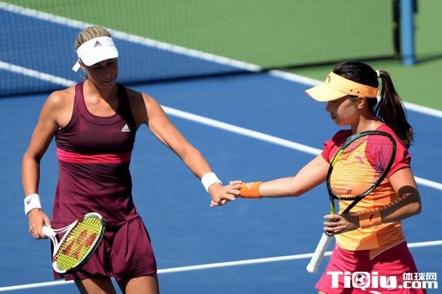 郑洁:本赛季结束选择退役 今年中网只参加女双