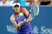 WTA韩国公开赛 A-拉德首秀完胜晋级第二轮