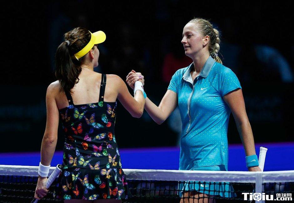 总决赛A-拉德直落两盘 轻松击败科维托娃