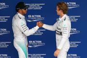 F1巴西站:罗斯伯格登顶 汉密尔顿得第二名