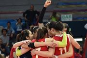 国际排联公布球队排名 中国女排晋级世界杯