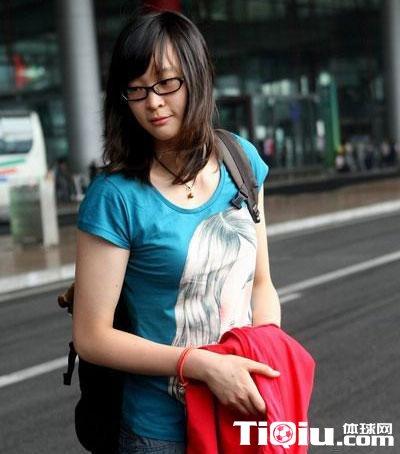 惠若琪首谈谈男友标准 双眼皮有上进心