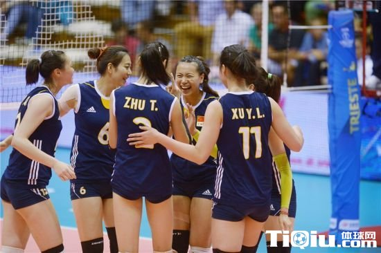 天津独立承办2015年女排亚锦赛