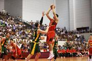 苏群:男篮比去年有进步 亚锦赛能进决赛