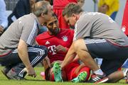 拜仁公布贝纳蒂亚伤情 将休战数周