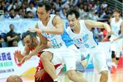 琼斯杯战罢菲律宾获第二 台北1队连胜收官