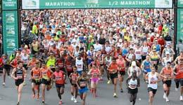 如何正确选择跑步赛事 重视三要点关注