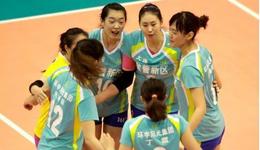 北京女排3-0击败福建女排 曾春蕾拿下全场最高14分