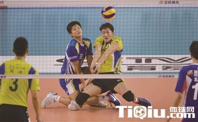 江苏男排3-0胜河北队 正荣八强之路依旧艰险