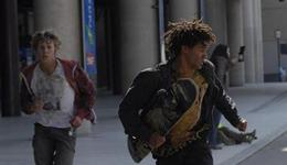 小偷盗手机逃跑被擒 竟称是在跑步锻炼