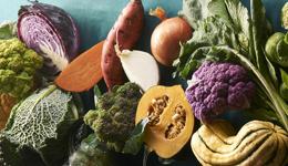 冬季必备9大蔬菜 提升健康和跑步成绩