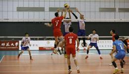男排联赛第十一轮综述 北京男排豪取11连胜