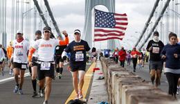 美国跑神12小时跑完百英里 创全国新纪录