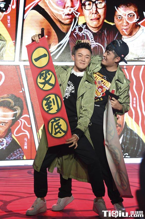 《唐人街》广场舞教父 肖央神演技一笑到底