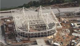 里约奥运场馆建设接近完工 巴西办赛能力饱受质疑