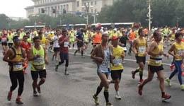 北京马拉松领衔金牌赛事 15项比赛获特色赛事