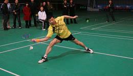 羽毛球教程 有效的跃杀球如何成功