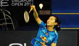 提高羽毛球技术16招 快速学会掌控赢球