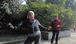 云南迪庆文化兴州 发展广场舞行业