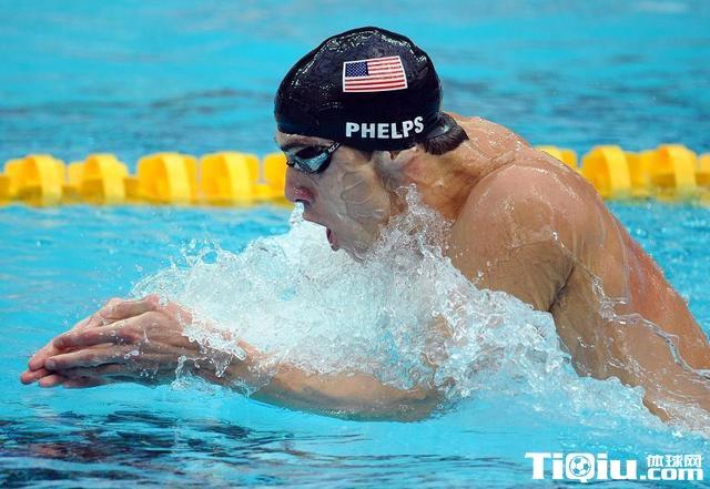 奥斯汀游泳大将赛 菲尔普斯夺200米混金牌