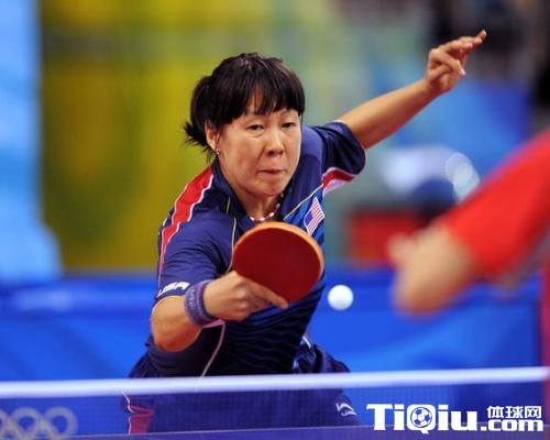 42岁王晨重拾球拍 确定参加全美奥运选拔赛