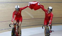 伦敦将举办自行车世锦赛 中国军团有望冲击金牌