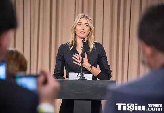 澳洲媒体曝莎拉波娃是明知故犯