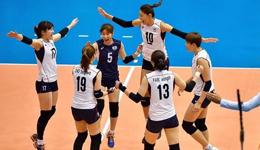 韩国女排公布奥运落选赛名单 李多英落选