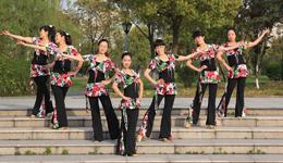 动动广场舞中国范儿 一起跳出中国范儿