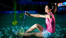羽毛球不是人人都适合 矮胖人士跟腱易受伤