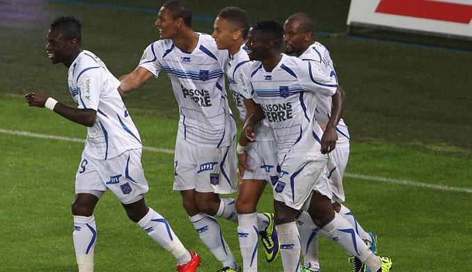 法乙足球联赛 基迪尔VS红星