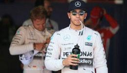 赛后小汉向车队道歉 称若不是罗斯博格关门绝不上草地
